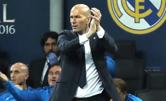 Real Madrid coach Zinedine Zidane confirms new deal signed
