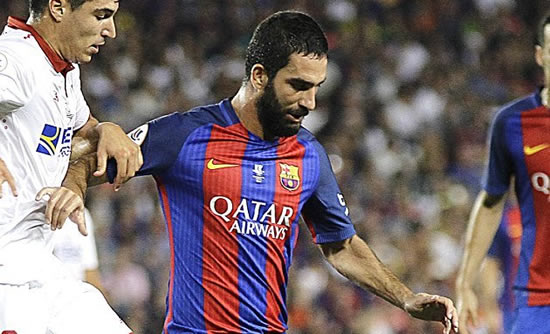 Man Utd linked with Atletico Madrid midfielder Arda Turan
