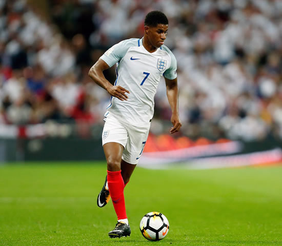 Manchester United star Marcus Rashford staying grounded after monumental rise