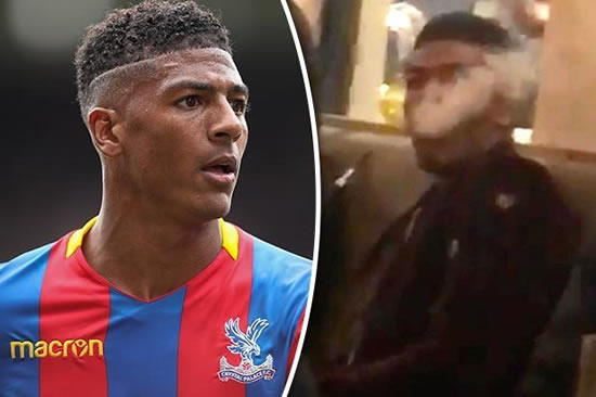Premier League star caught smoking shisha with girls hours after 1-0 defeat AGAIN