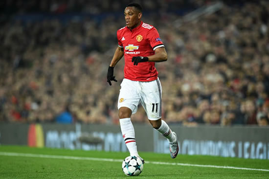 Man Utd ace Anthony Martial speaks out following Chelsea loss: It's easier to start