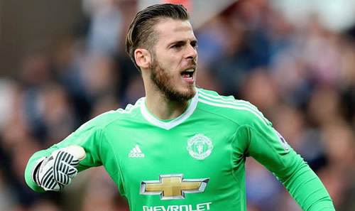 Real Madrid news: Man Utd star David De Gea causes dressing room controversy - report
