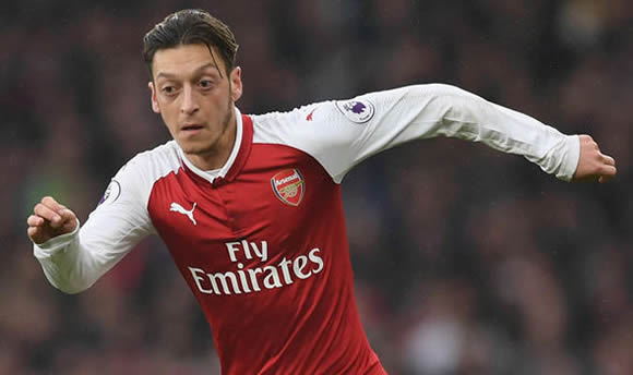Lionel Messi has one clear reason for blocking Mesut Ozil transfer