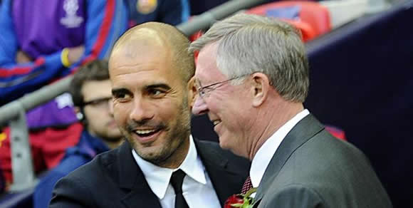 Guardiola: No regrets for snubbing chance to succeed Ferguson at Man Utd