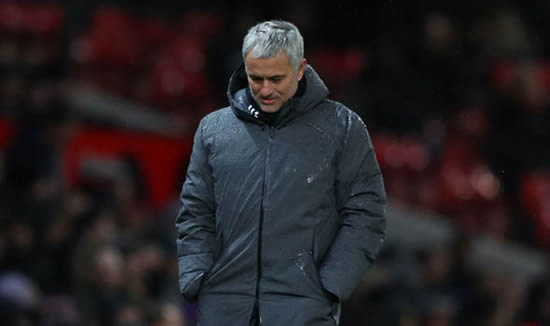Man Utd manager Jose Mourinho facing uncertainty over future at Old Trafford