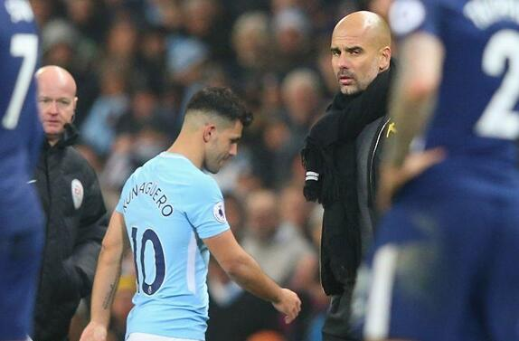 Sergio Aguero concerned about long-term prospects at Manchester City