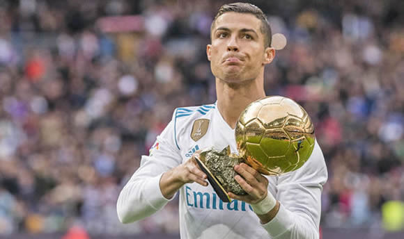 Cristiano Ronaldo forced to RETURN Ballon d'Or award to Lionel Messi after shock admission