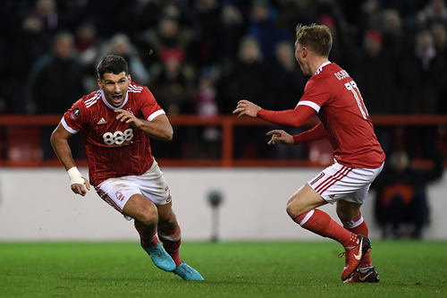 Nottingham Forest 4 - 2 Arsenal: Nottingham Forest knock holders Arsenal out of FA Cup