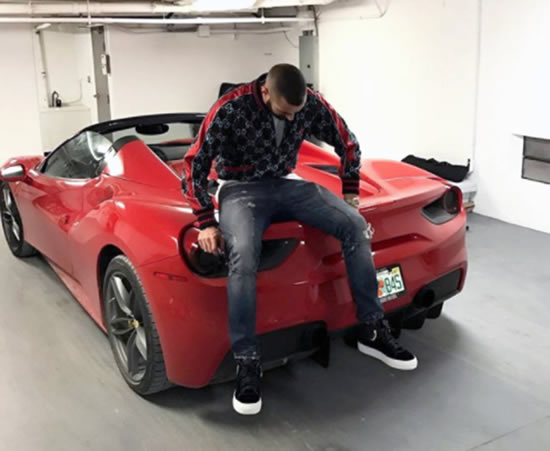 Karim Benzema poised to bring INSANE Bugatti collection to London after 'Arsenal offer'