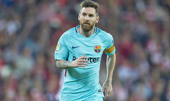 Lionel Messi tells team-mate to LEAVE the Nou Camp this month