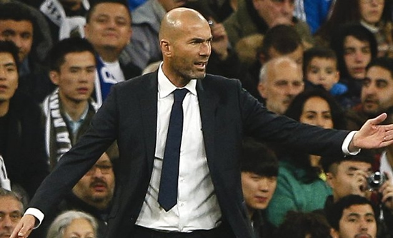 Real Madrid coach Zidane 'can't explain' crisis after Villarreal shock