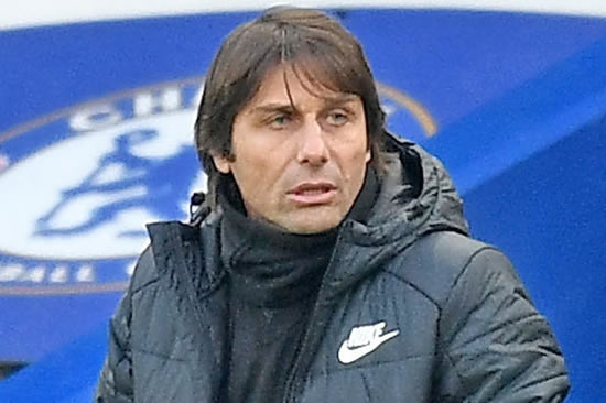 Chelsea boss Antonio Conte reacts to Leicester draw with Arsenal game to blame