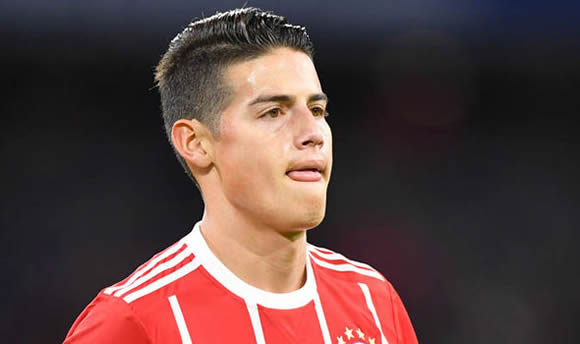 Liverpool and Real Madrid's chances of signing James Rodriguez
