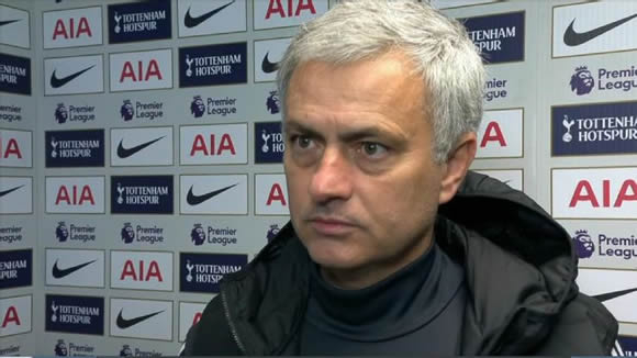 Jose Mourinho blasts Man United players; sub Marouane Fellaini injured