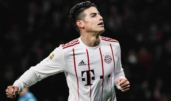 James Rodriguez: Real Madrid star tells Bayern Munich he will join Liverpool in the summer