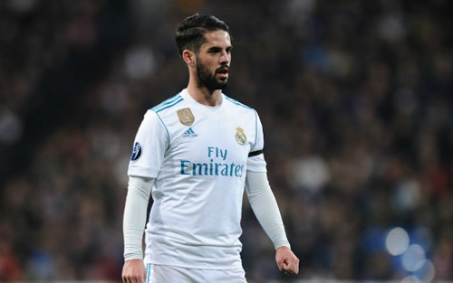 Jose Mourinho wants Manchester United to sign £87.5million Manchester City transfer target Isco