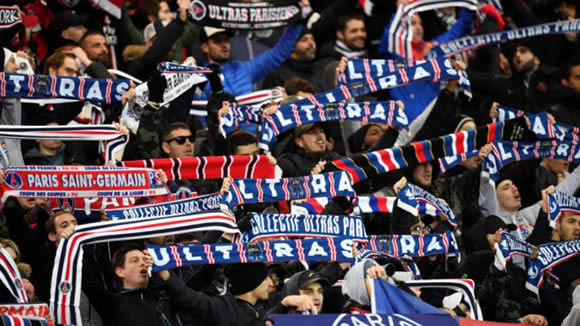 Paris Saint-Germain to be backed by 4,000 fans at the Bernabeu