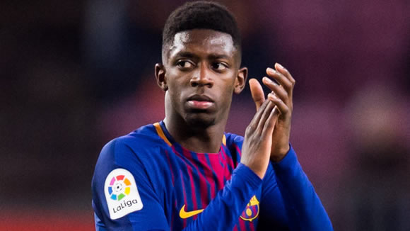 Ousmane Dembele and Philippe Coutinho will struggle for Barcelona place, says Terry Gibson