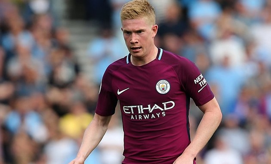 Man City ace De Bruyne agreed Bayern Munich contract