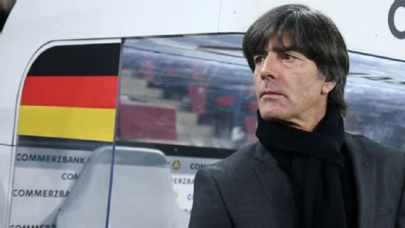 Arsenal eye Germany's Joachim Low to replace Arsene Wenger