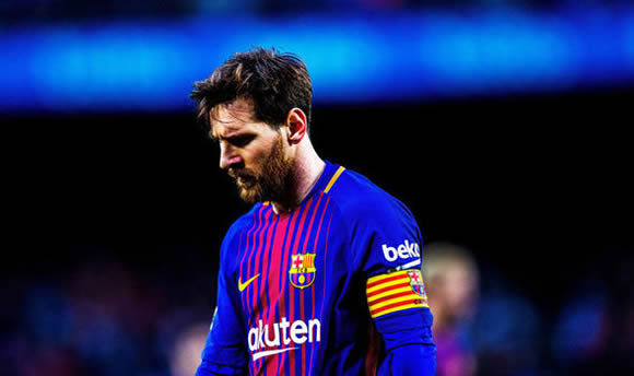 Lionel Messi could LEAVE Nou Camp because of Neymar - Pancho Schroder