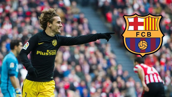 If Barcelona want to sign Griezmann, they will have to sell three players