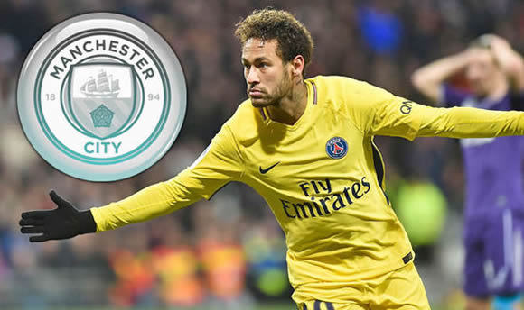 Real Madrid shock as Neymar refuses to rule out Manchester City transfer