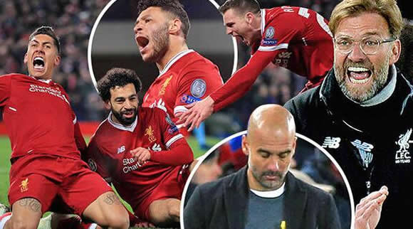 STUNNED Pep Guardiola cannot believe Liverpool result but pledges Man City response