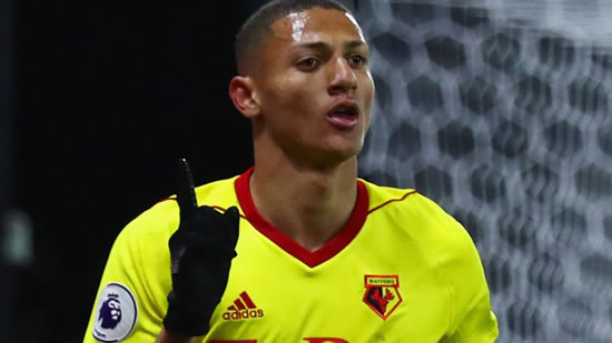 Watford's Richarlison monitored by Manchester United, Chelsea and Everton