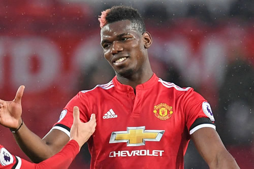 Manchester United star Paul Pogba set to be sold as boss Jose Mourinho finally runs out of patience
