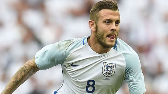Jack Wilshere to miss out on England's World Cup squad
