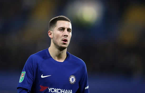 Eden Hazard believes England will make the World Cup final