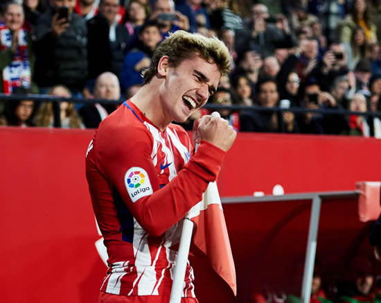 Is Griezmann to Barcelona still on? Atletico star reveals 'the decision is taken'