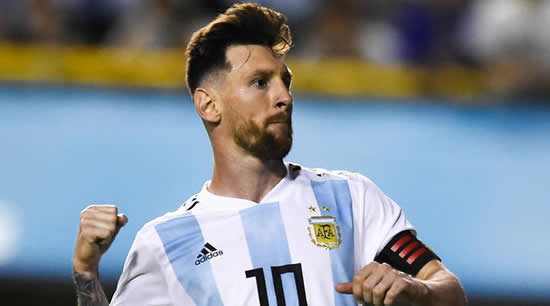 Messi is best even without World Cup success – Rakitic
