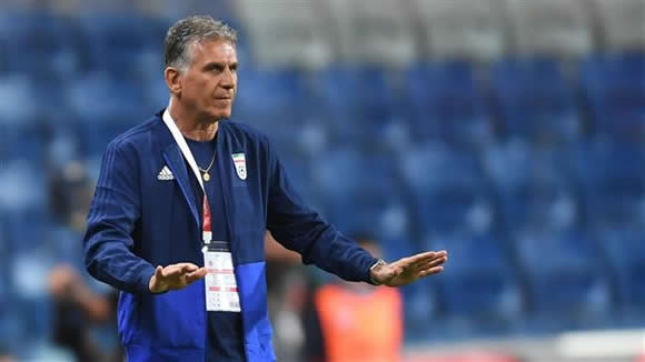 Nike 'should apologise for arrogant statement' - Iran's Carlos Queiroz