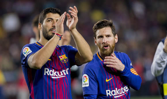 Lionel Messi and Luis Suarez agree on Antoine Griezmann SNUB