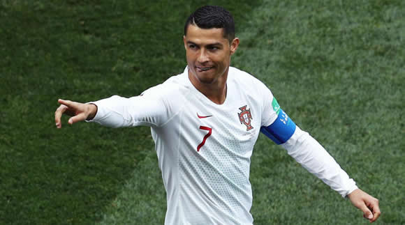 Portugal don't rely on Ronaldo, insists Santos