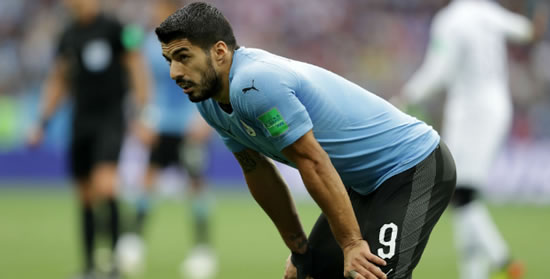 'He's not Uruguayan!' - Suarez rejects Griezmann's 'respect'