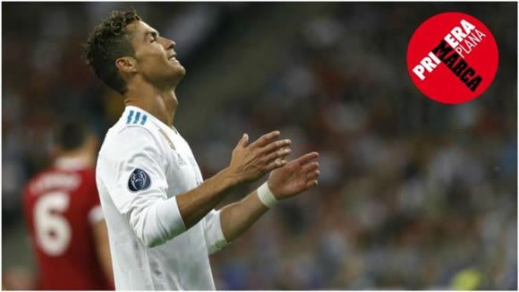 Cristiano Ronaldo-Real Madrid, a collective defeat