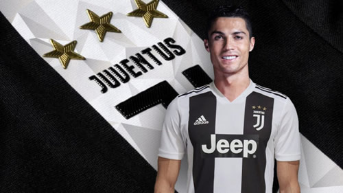 Cristiano Ronaldo officially leaves Real Madrid to sign for Juventus