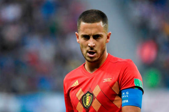 Chelsea fear Real Madrid will swoop for Eden Hazard as Cristiano Ronaldo replacement after £99m Juventus move