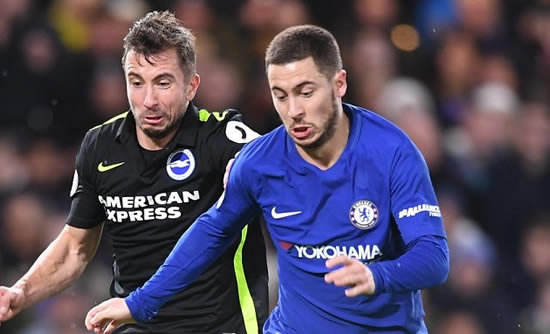 Barcelona make contact with Chelsea ace Eden Hazard