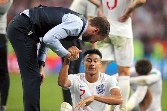 England boss Gareth Southgate proud of World Cup stars: They've been a pleasure