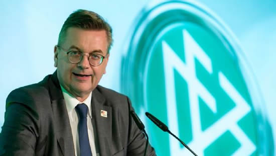 Germany's Reinhard Grindel: 'I should been clear' racism is unacceptable in Mesut Ozil situation