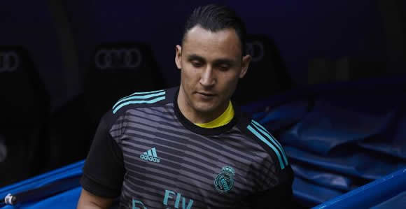Navas: I have the same desire to leave Real Madrid as to die