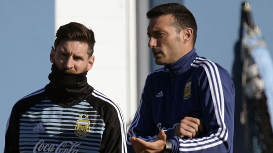 Lionel Messi's Argentina career in doubt after interim coach Lionel Scaloni omission