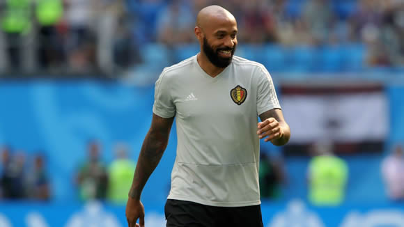 Thierry Henry agrees to replace Gus Poyet as Bordeaux coach - reports