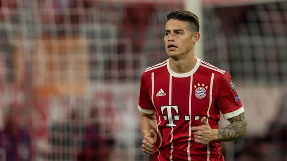 Real Madrid seek expensive James Rodriguez return