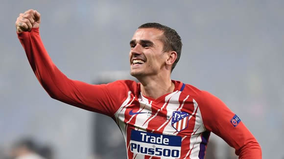 Atletico Madrid's Antoine Griezmann says Barcelona were difficult to turn down