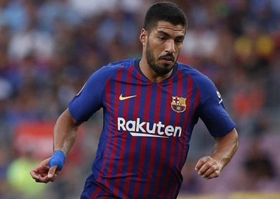 Barcelona ace Luis Suarez opens door to Mexico move